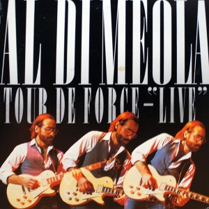 AL DI MEOLA:TOUR OF FORCE-LIVE