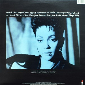 ANITA BAKER:COMPOSITIONS