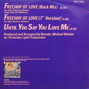 ARETHA FRANKLIN_FREEWAY OF LOVE