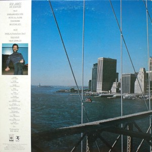 BOB JAMES MR.NEWYORK