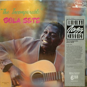BOLA SETE THE INCOMPARABLE