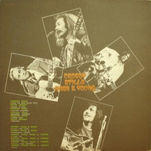 CROSBY STILLS NASH AND YOUNG ALL TOGETHER
