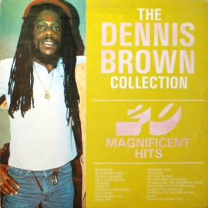 DENNIS BROWN THE DENNIS BROWN COLLECTION 20 MAGNIFICENT HITS