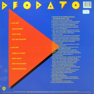 DEODATO:HAPPY HOUR