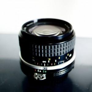Nikon 28mm f/3.5 AI