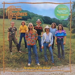THE ALLMAN BROTHERS BAND:BROTHERS OF THE ROAD
