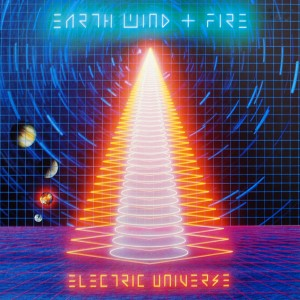 EARTH WIND AND FIRE ELECTRIC UNIVERSE