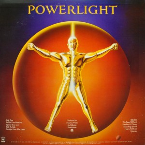 EARTH WIND AND FIRE POWERLIGHT