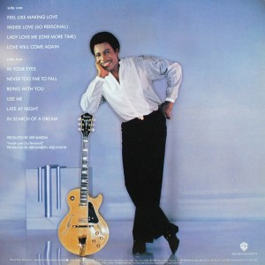 GEORGE BENSON:IN YOUR EYES
