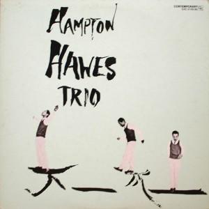 Hampton Hawes Vol1 The Trio