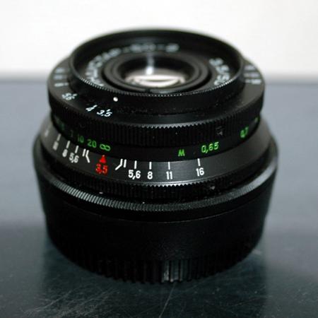 INDUSTAR 50mmF3.5 (M42)