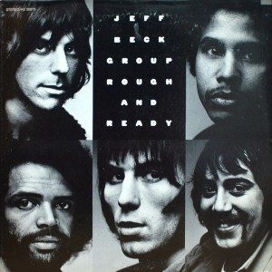 JEFF BECK GROUP ROUGH AND READY