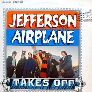 JEFFERSON AIRPLANE:TAKES OFF
