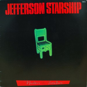 JEFFERSON STARSHIP NUCLEAR FURNITURE