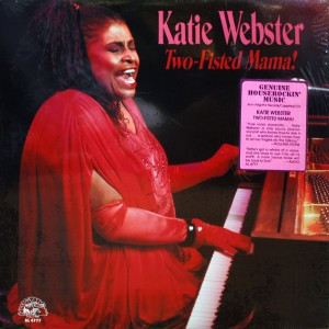 KATIE WEBSTER TWO FISTED MAMA