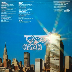 KOOL AND THE GANG AT THEIR BEST
