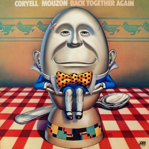 LARRY CORYELL BACK TOGETHER AGAIN