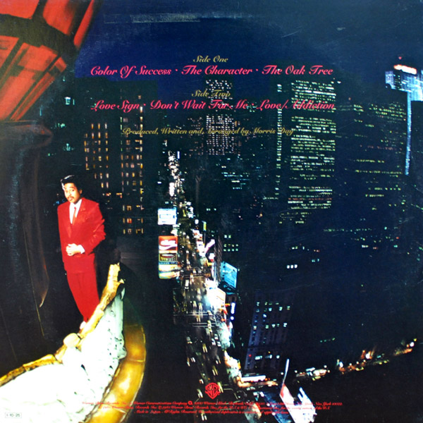 Image result for Color of Success Morris Day