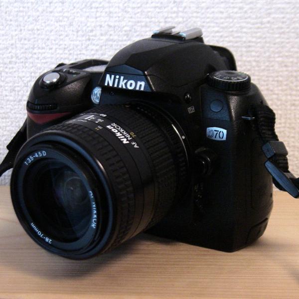 NIKONAF NIKKOR 28-70mm 13.5-4.5D_D70