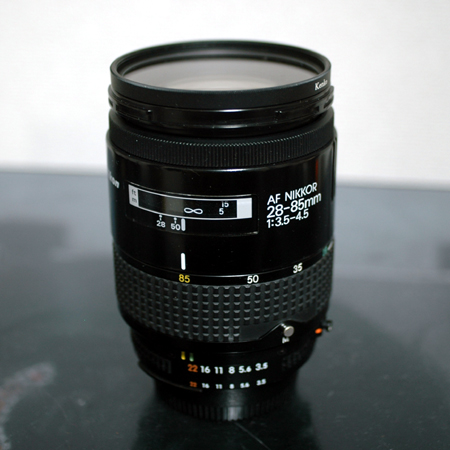 NIKON:AF NIKKOR 28-85mm 13.5-4.5