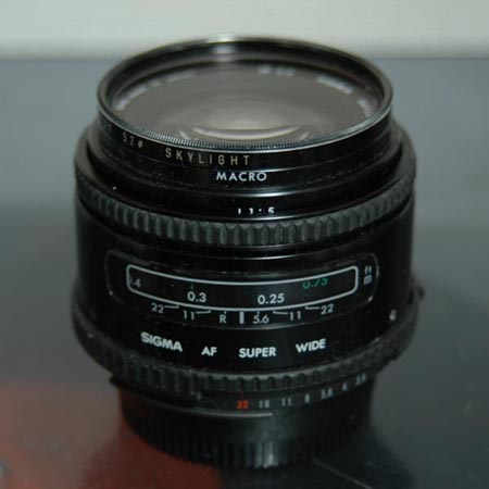 SIGMA:SUPER-WIDE2 24mm f2.8