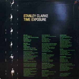 STANLEY CLARKE TIME EXPOSURE