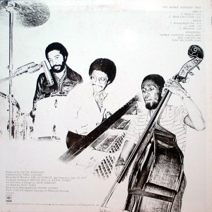 THE HERBIE HANCOCK TRIO 77