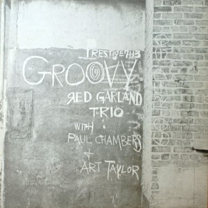 THE RED GARLAND TRIO GROOVY