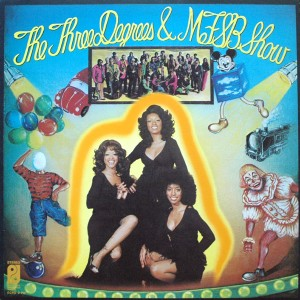 THE THREE DEGREES AND MFSB SHOW