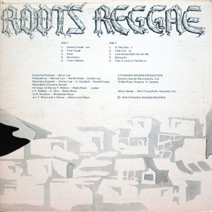 TOOTS AND THE MAYTALS ROOTS REGGAE