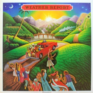 WEATHER REPORT:PROCESSION