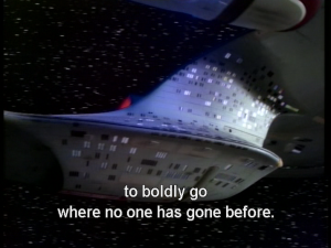 to_boldly_go