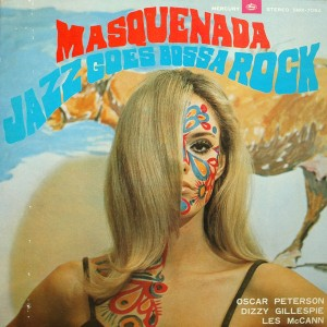 v.aMASQUENAD JAZZ GOES BOSSA ROCK